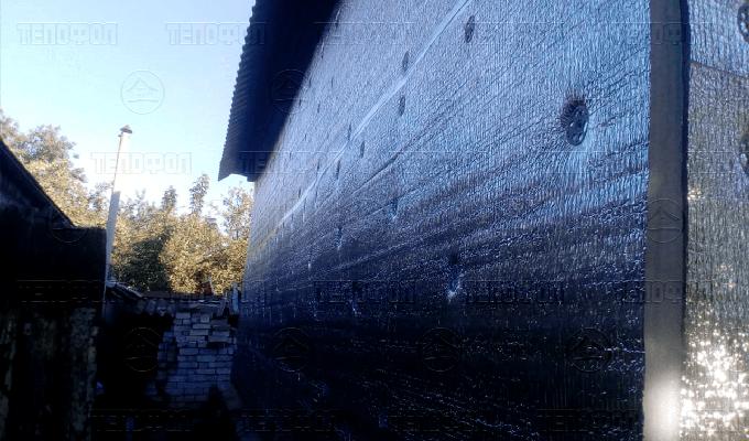 Утепление фасада Тепофол фото