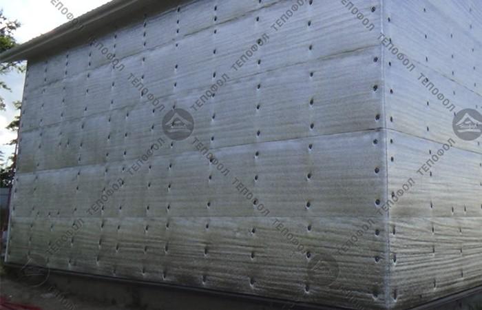 Утепление фасада дома Спб и Лен обл